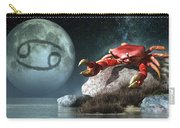 Cancer Zodiac Symbol Carry-all Pouch