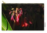 Candelabra  Flower  Carry-all Pouch