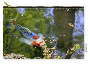 Candid Koi Carry-all Pouch