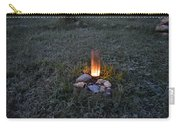 Candle Glow Carry-all Pouch