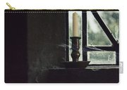 Candle In The Window Carry-all Pouch