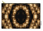 Candles Abstract 6 Carry-all Pouch