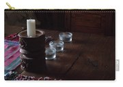 Candles In The Morning Carry-all Pouch