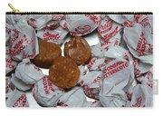 Candy - Coconut Butterscotch Kisses - Sweets Carry-all Pouch