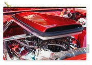 Candy Apple Red Horsepower - Ford Racing Engine Carry-all Pouch