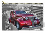 Candy Apple Red Carry-all Pouch