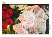 Candy Cane Dreams Carry-all Pouch