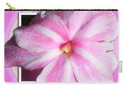 Candy Cane Flower Carry-all Pouch
