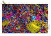 Candy Colored Blast Carry-all Pouch