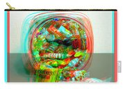 Candy Jar - Use Red-cyan Filtered 3d Glasses Carry-all Pouch