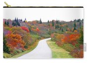 Candy Land On The Blueridge Parkway Carry-all Pouch