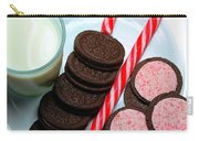 Candycane  Cookies - Milk - Cookies Carry-all Pouch