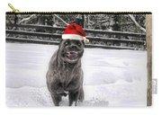 Cane Corso Christmas Carry-all Pouch
