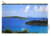 Caneel Bay In St. John In The U. S. Virgin Islands Carry-all Pouch