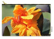 Canna Lily Named Wyoming Carry-all Pouch