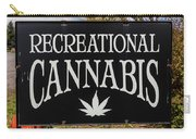 Cannabis Marijuana Store In Ridgway Carry-all Pouch