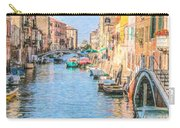 Cannareggio Canal Venice Carry-all Pouch