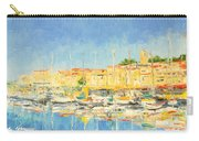 Cannes Harbour Carry-all Pouch