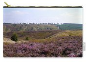 Cannock Chase Heather 4 Carry-all Pouch