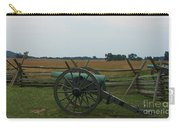 Cannon At Gettysburg Carry-all Pouch