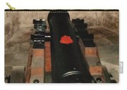 Cannon At Pendennis Castle Carry-all Pouch