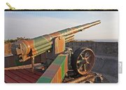 Cannon In Fortress Carry-all Pouch