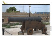 cannon of the old fort Corfu Carry-all Pouch