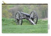Cannon On Culp's Hill Carry-all Pouch