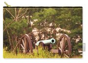 Cannon On Culps Hill Carry-all Pouch