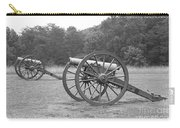 Cannons On Manassas Battlefield Carry-all Pouch