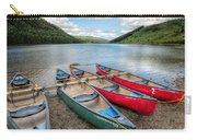 Canoe Break Carry-all Pouch by Adrian Evans