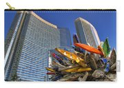 Canoe Cluster Big Edge By Diana Sainz Carry-all Pouch