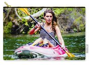 Canoe For Girls Carry-all Pouch