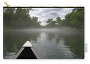 Canoeing The Ozarks Carry-all Pouch