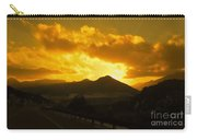 Canon City Sunset Carry-all Pouch