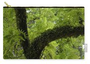 Canopy Of Cedar Elm Carry-all Pouch