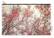 canopy trees II Carry-all Pouch by Priska Wettstein