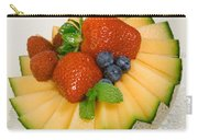 Cantaloupe Breakfast Carry-all Pouch