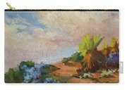 Canterbury Bells Joshua Tree Carry-all Pouch