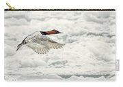 Canvasback Duck In Flight Carry-all Pouch