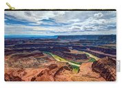 Canyon Country Carry-all Pouch by Chad Dutson