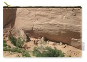 Canyon De Chelly Ruins Carry-all Pouch