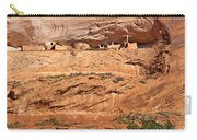Canyon Dechelly Pueblo Ruins Carry-all Pouch