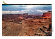 Canyonland Carry-all Pouch by Robert Bales