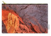Canyonlands Orange Band Carry-all Pouch