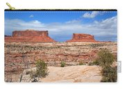 Canyonlands Utah Landscape Carry-all Pouch