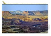 Canyonlands View From Green River Overlook Carry-all Pouch