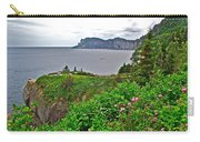 Cap-bon-ami In Forillon Np-qc Carry-all Pouch