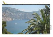 Cap Ferrat Carry-all Pouch