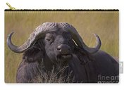 Cape Buffalo   #0574 Carry-all Pouch